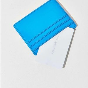 Urban Outfitters Blue Duct Tape Cardholder NEW